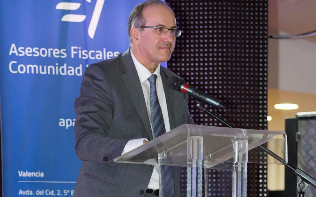 Luis Chinchilla_Presidente APAFCV