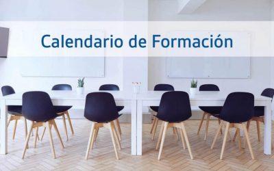 Calendario de Formación – Próximas Jornadas y Talleres 2021