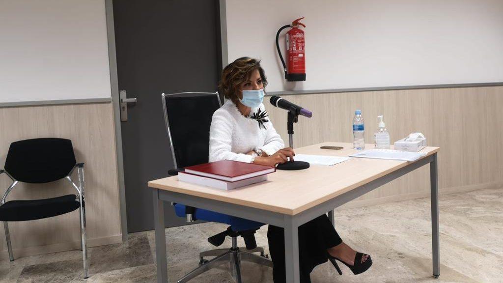 Nombramiento de Gemma Fabregat como Catedrática de Dº del Trabajo y Seguridad Social de la UV