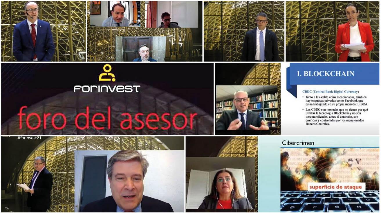 LA APAFCV EN FORINVEST 2021 - FORO DEL ASESOR